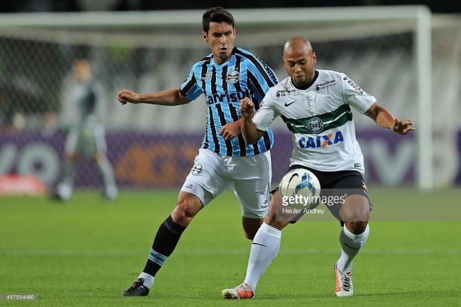 Nhận định Coritiba - Gremio (Vòng 23 - VĐQG Brazil 2016) ảnh 1