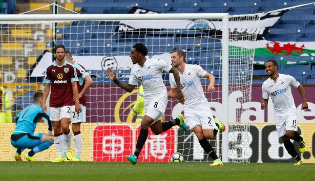 Nhận định Swansea City - Burnley (Vòng 27 - Ngoại hạng Anh 2016/17) ảnh 1