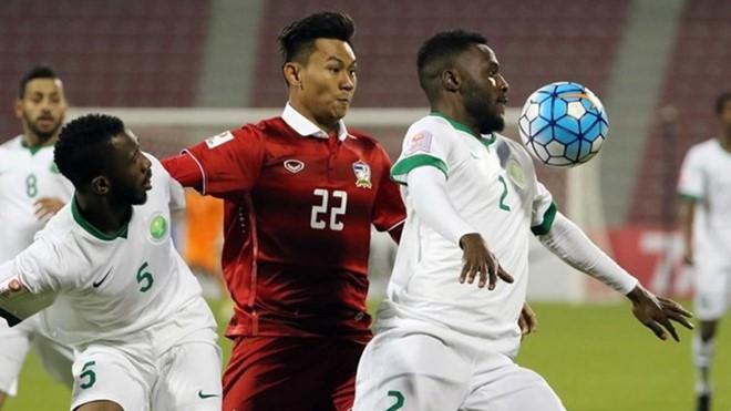 Nhận định Thái Lan – Saudi Arabia ( Vòng loại World Cup 2018 – Khu vực Châu Á) ảnh 1