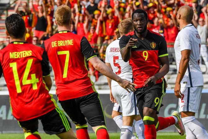 Nhận định Bỉ - Hy Lạp  (Vòng loại World Cup 2018 - Khu vực châu Âu) ảnh 1