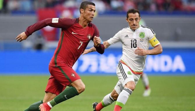 Nhận định Nga - Bồ Đào Nha (Bảng A - Confed Cup 2017) ảnh 1