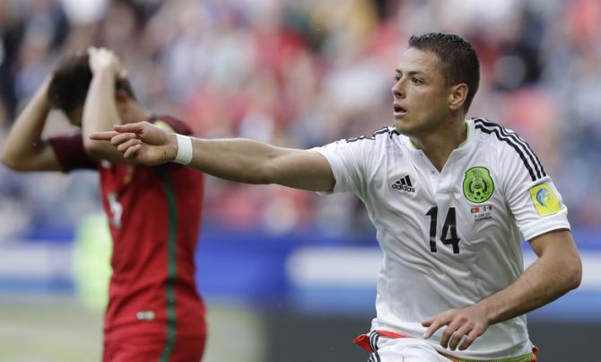 Nhận định Mexico - New Zealand (Bảng A - Confed Cup 2017) ảnh 1