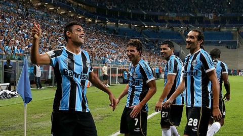 Nhận định Gremio – Coritiba ( Vòng 9 – VĐQG Brazil 2017) ảnh 1