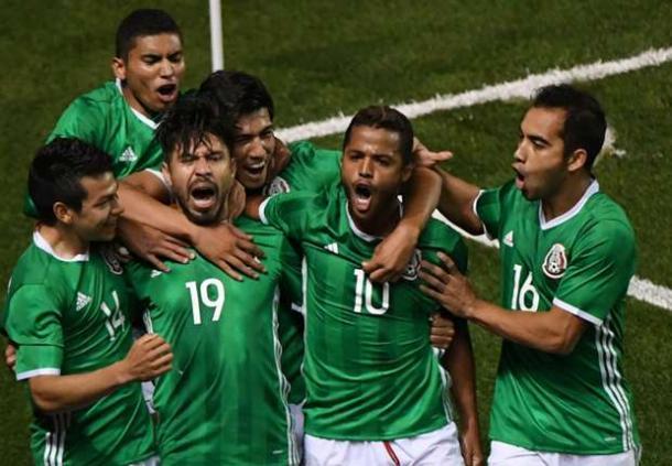 Nhận định Mexico - El Salvador (Bảng C - Gold Cup 2017)  ảnh 1
