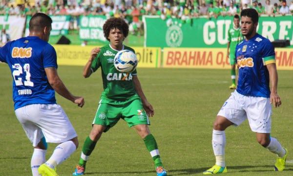 Nhận định Vitoria BA – Chapecoense ( Vòng 16 – VĐQG Brazil 2017) ảnh 1