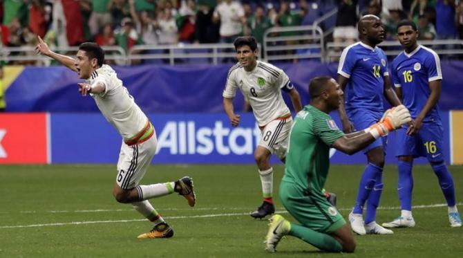 Nhận định Mexico - Jamaica (Bán kết - Gold Cup 2017) ảnh 1