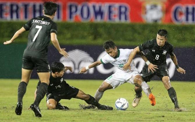 Nhận định U22 Thái Lan - U22 Indonesia (Bảng B - SEA Games 29) ảnh 1