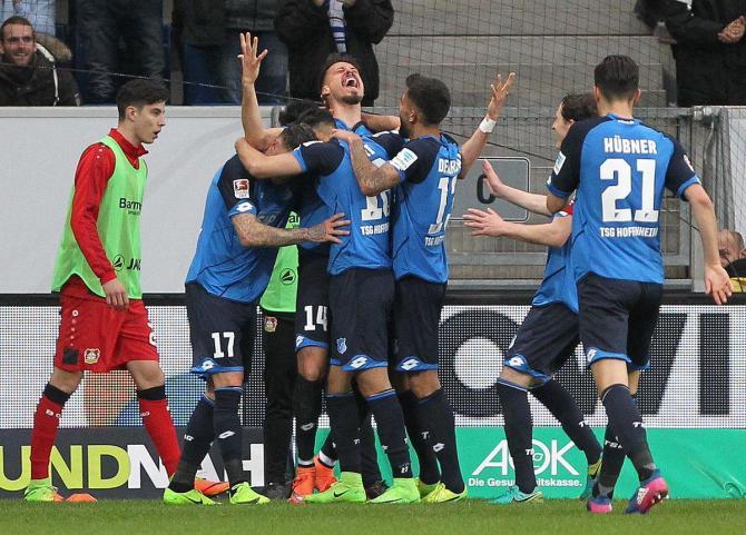 Nhận định bóng đá Hoffenheim vs Sporting Braga, 00h00 ngày 15/9 (Bảng C Europa League 2017/18) ảnh 1