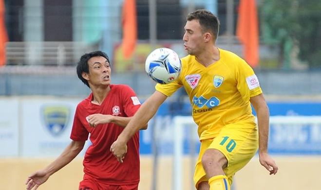 Nhận định bóng đá Thanh Hóa vs Hải Phòng, 17h00 ngày 30/9 (Vòng 20 V.League 2017) ảnh 1