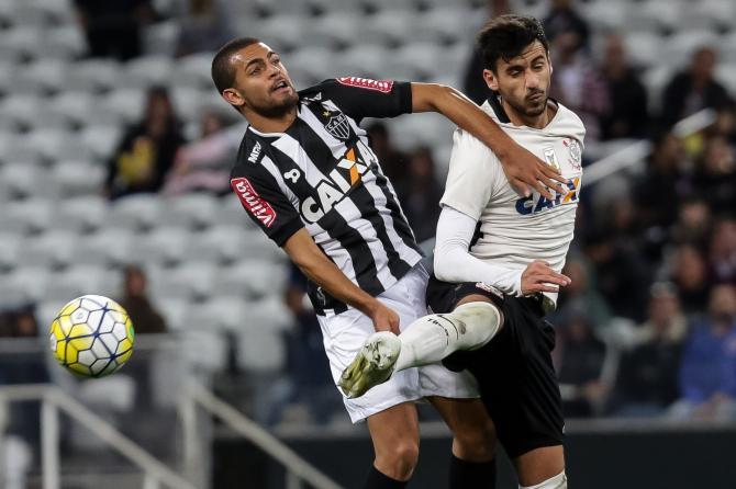 Nhận định bóng đá Atletico Mineiro vs Sao Paulo, 07h45 ngày 12/10 (Vòng 27 VĐQG Brazil 2017) ảnh 1