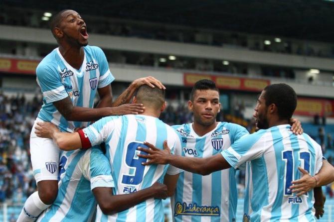 Nhận định bóng đá Avai FC vs Vasco da Gama, 07h45 ngày 12/10 (Vòng 27 VĐQG Brazil 2017) ảnh 1