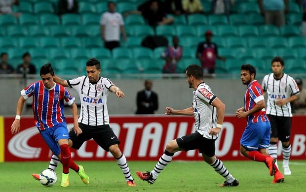 Nhận định bóng đá Bahia vs Corinthians , 02h00 ngày 16/10 (Vòng 28 VĐQG Brazil 2017) ảnh 1