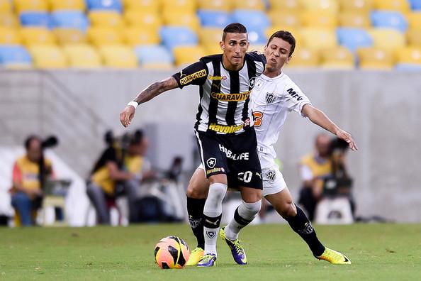 Nhận định bóng đá Atletico Mineiro vs Botafogo , 02h00 ngày 30/10 (Vòng 31 VĐQG Brazil 2017) ảnh 1