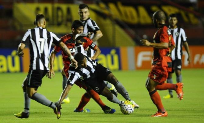Nhận định bóng đá Sport Recife vs Botafogo , 06h00 ngày 09/11 (Vòng 33 VĐQG Brazil 2017) ảnh 1