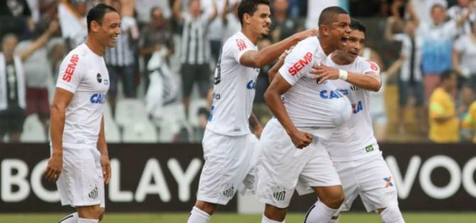 Nhận định bóng đá Santos vs Vasco de Gama, 6h45 ngày 9/11 (Vòng 33 giải VĐQG Brazil 2017) ảnh 1