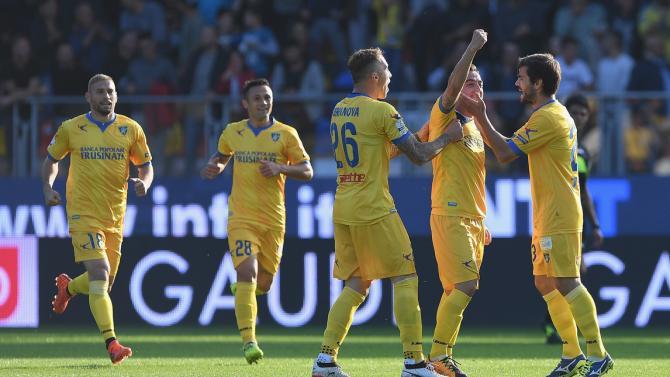 Nhận định bóng đá Spezia vs Frosinone, 2h30 ngày 12/11 (Vòng 14 Serie B 2017/18) ảnh 1