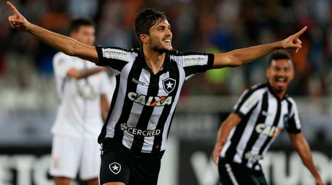 Nhận định bóng đá Botafogo vs Atletico PR, 2h00 ngày 12/11 (Vòng 34 giải VĐQG Brazil 2017) ảnh 1