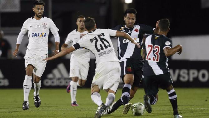Nhận định bóng đá Vasco da Gama vs Sao Paulo, 2h00 ngày 13/11 (Vòng 34 giải VĐQG Brazil 2017) ảnh 1