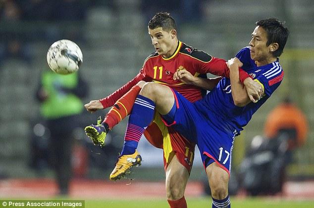 Nhận định bóng đá Bỉ vs Nhật Bản, 2h45 ngày 15/11 (Giao hữu Quốc tế 2017) ảnh 1