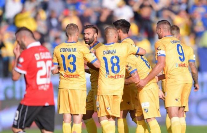 Nhận định bóng đá Frosinone vs Avellino, 2h30 ngày 18/11 (Vòng 15 giải hạng hai Italia 2017/18) ảnh 1