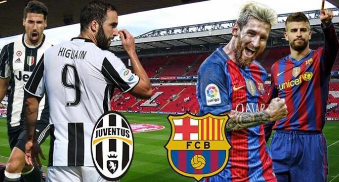 Nhận định bóng đá Juventus vs Barcelona, 2h45 ngày 23/11 (Bảng D Champions League 2017/18) ảnh 1