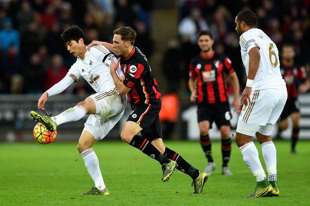 Nhận định bóng đá Swansea City vs Bournemouth, 22h00 ngày 25/11 (Vòng 13 Ngoại hạng Anh) ảnh 1