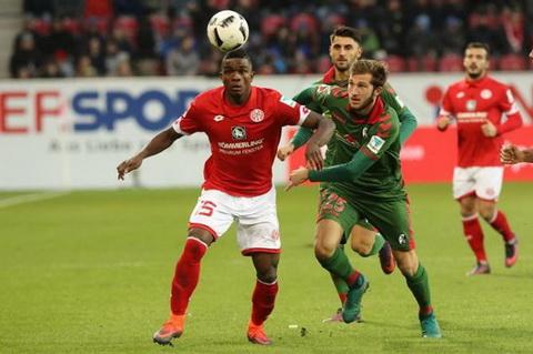 Nhận định bóng đá Freiburg vs Mainz 05, 21h30 ngày 25/11 (Vòng 13 Bundesliga 2017/18) ảnh 1