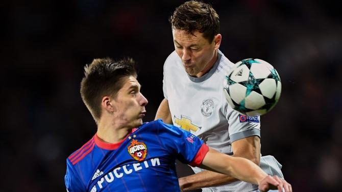 Nhận định bóng đá M.U vs CSKA Moscow, 2h45 ngày 6/12 (Bảng A Champions League 2017/18) ảnh 1