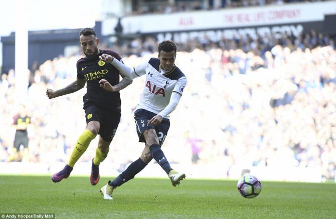 Nhận định bóng đá Man City vs Tottenham, 0h30 ngày 17/12 (Vòng 18 Ngoại hạng Anh 2017/18) ảnh 2