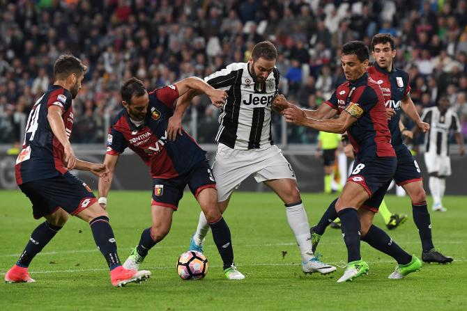 Nhận định bóng đá Juventus vs Genoa, 2h45 ngày 21/12 (Coppa Italia 2017/18) ảnh 1