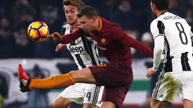 Nhận định bóng đá Juventus vs Roma, 2h45 ngày 24/12 (Vòng 18 Serie A 2017/18) ảnh 1