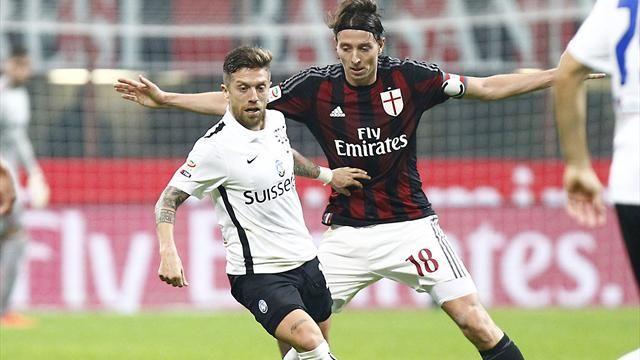 Nhận định bóng đá Milan vs Atalanta, 0h00 ngày 24/12 (Vòng 18 Serie A 2017/18) ảnh 1