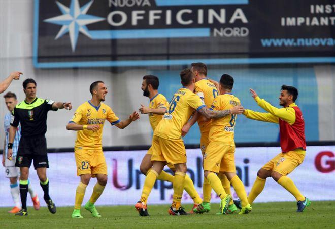 Nhận định bóng đá Foggia vs Fronsinone, 2h30 ngày 29/12 (Vòng 21 Serie B 2017/18) ảnh 1