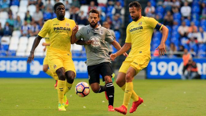 Nhận định bóng đá Villarreal vs Deportivo, 0h30 ngày 8/1 (Vòng 18 La Liga 2017/18) ảnh 1