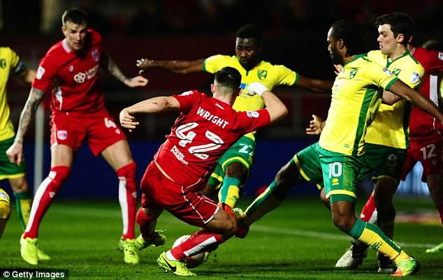 Nhận định bóng đá Bristol City vs Norwich City, 22h00 ngày 13/1 (Vòng 27 giải hạng Nhất Anh 2017/18) ảnh 1