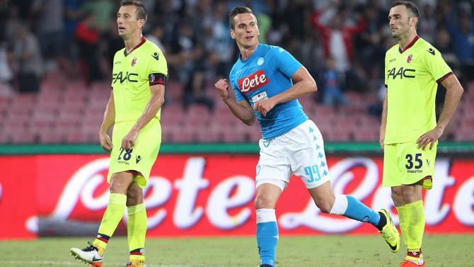 Nhận định bóng đá Napoli vs Bologna, 21h00 ngày 28/1 (Vòng 22 Serie A 2017/18) ảnh 1
