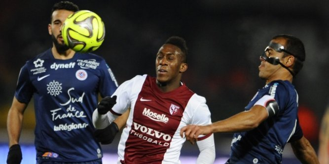 Nhận định bóng đá Metz vs Montpellier, 02h00 ngày 11/02 (Vòng 25 Ligue1 2017/18) ảnh 1