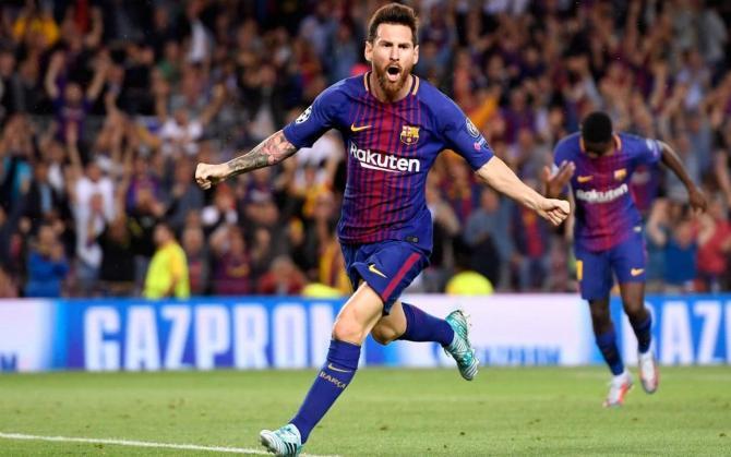 Nhận định bóng đá Barcelona vs Getafe, 22h15 ngày 11/02 (Vòng 23 La Liga 2017/18) ảnh 1