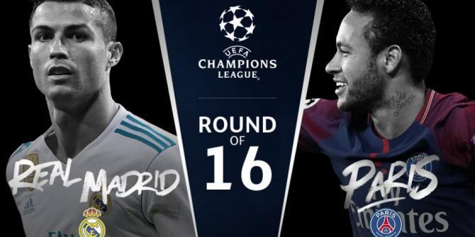 Nhận định bóng đá Real Madrid vs PSG, 2h45 ngày 15/2 (Vòng 1/8 Champions League 2017/18) ảnh 1