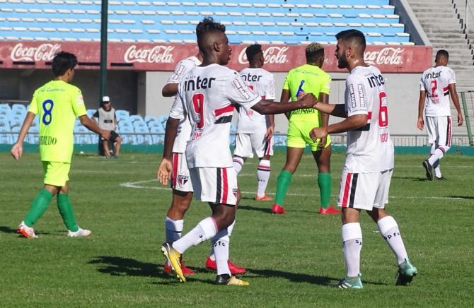 Nhận định bóng đá CS Alagoano vs Sao Paulo, 6h30 ngày 16/2 (Vòng 2 Copa do Brasil 2018) ảnh 1