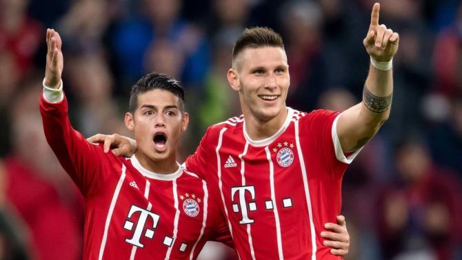 Nhận định bóng đá Wolfsburg vs Bayern Munich, 21h30 ngày 17/02 (Vòng 23 Bundesliga 2017/18) ảnh 1