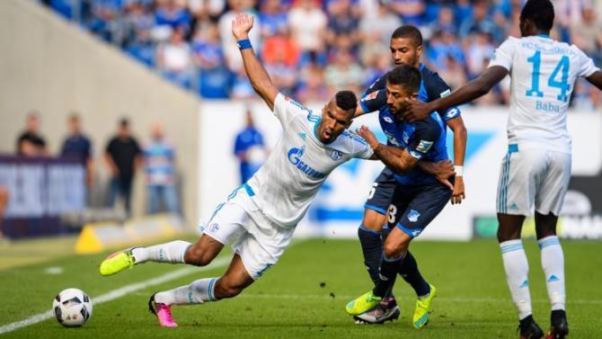Nhận định bóng đá Schalke 04 vs Hoffenheim, 0h30 ngày 18/2 (Vòng 23 Bundesliga 2017/18) ảnh 1