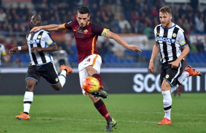 Nhận định bóng đá Udinese vs Roma, 21h00 ngày 17/2 (Vòng 25 Serie A 2017/18) ảnh 1