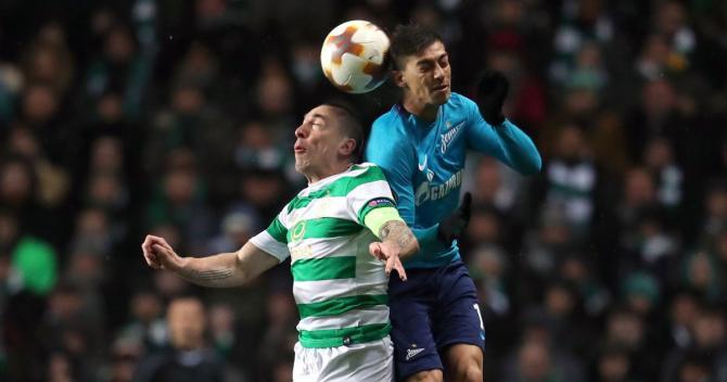 Nhận định bóng đá Zenit vs Celtic, 01h00 ngày 23/02 (Lượt về Vòng 1/16 Europa League 2017/18) ảnh 1