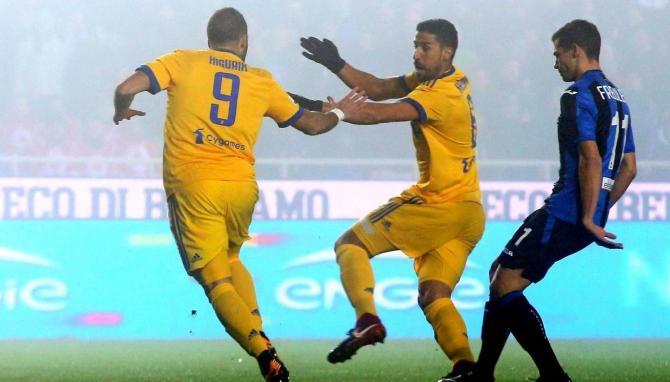 Nhận định bóng đá Juventus vs Atalanta, 0h00 ngày 26/2 (Vòng 26 Serie A 2017/18) ảnh 1