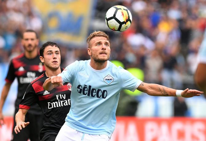 Nhận định bóng đá Lazio vs Milan, 2h45 ngày 1/3 (Lượt về bán kết Coppa Italia 2017/18) ảnh 1