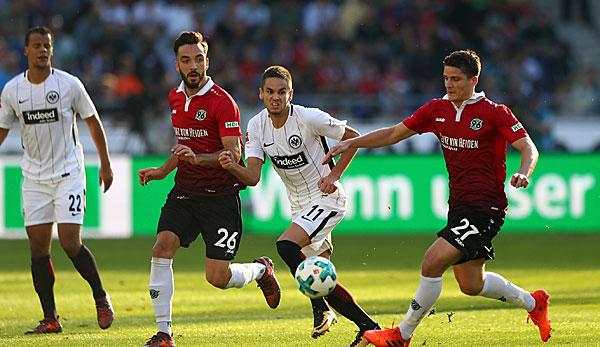 Nhận định bóng đá Eintracht Frankfurt vs Hannover 96, 21h30 ngày 3/3 (Vòng 24 Bundesliga 2017/18) ảnh 1