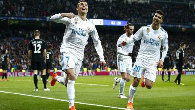 Nhận định bóng đá PSG vs Real Madrid, 2h45 ngày 7/3 (Vòng 1/8 Champions League 2017/18) ảnh 1