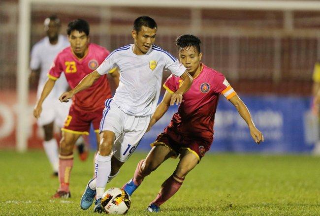 Nhận định bóng đá QNK Quảng Nam vs Sài Gòn FC, 17h00 ngày 10/3 (Vòng 1 V-League 2018) ảnh 1