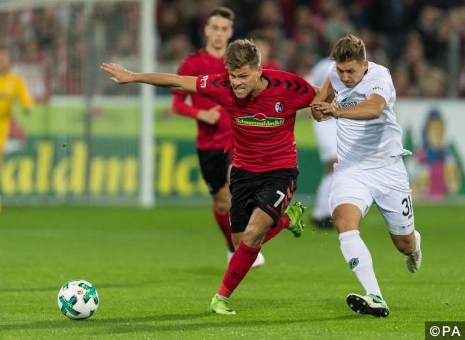 Nhận định bóng đá Hertha Berlin vs Freiburg, 21h30 ngày 10/03 (Vòng 26 Bundesliga 2017/18) ảnh 1